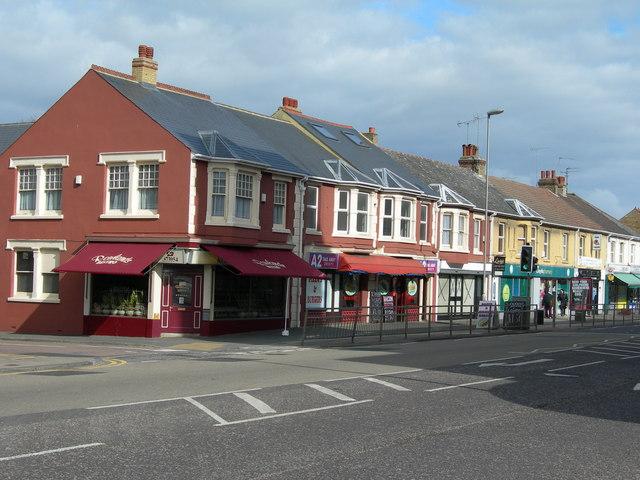 Watling Street, Gillingham (2)