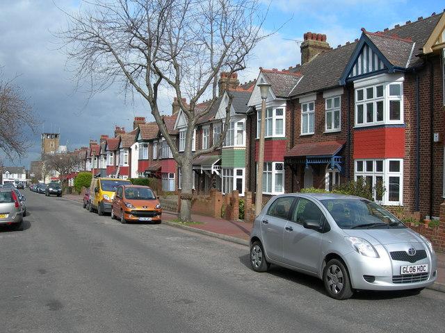 Beechwood Avenue, Gillingham