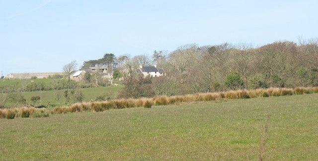 Cochwillan Farm