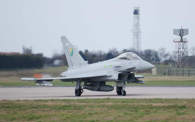 Typhoon, RAF Coningsby