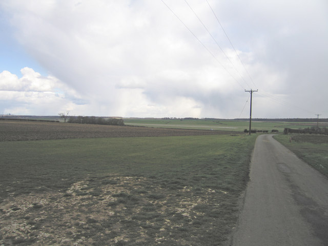 Near Wold Farm