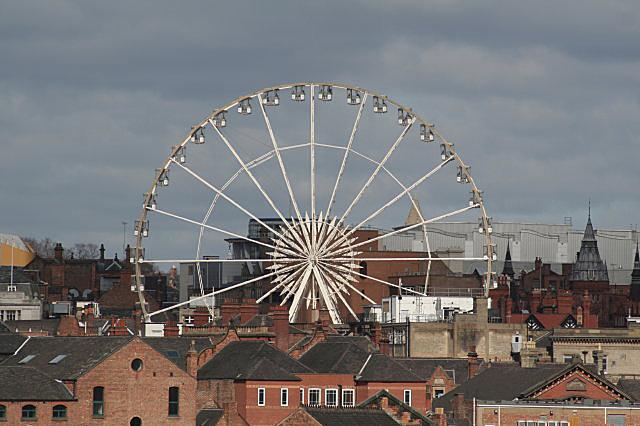 Eye over the City
