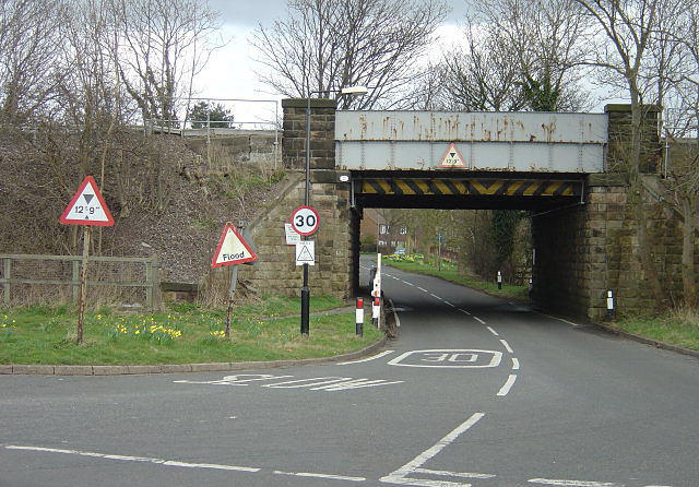 Kingston Lane bridge