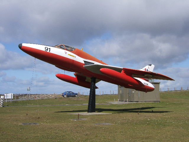 Gate Guardian of RAF Valley