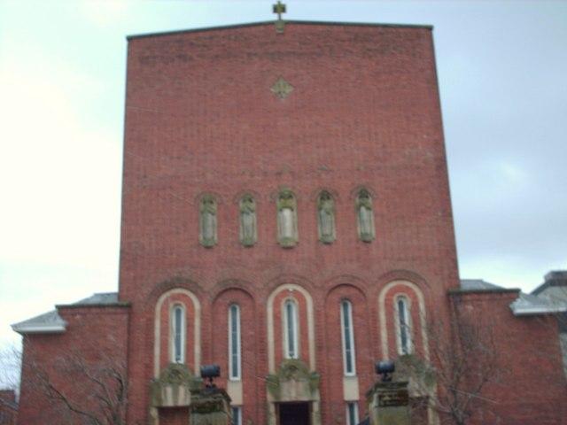 Saint Columbkille's RC Church