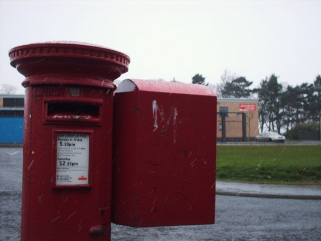 Postbox and The Jenniburn Centre