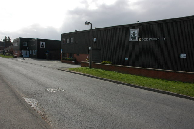 Door Panels PLC, Upton-upon-Severn
