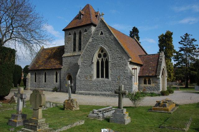 Cemetery chapel, Upton-upon-Severn