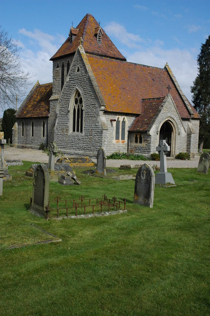 Cemetery chapel, Upton-upon-Severn