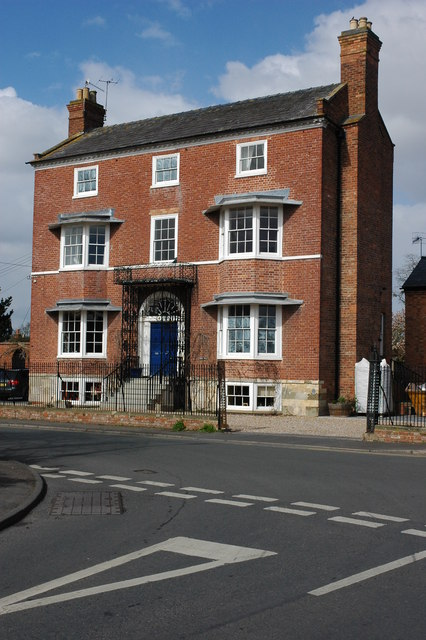Hilton House, Upton-upon-Severn