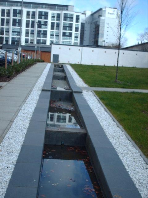 Lancefield Quay Car Park