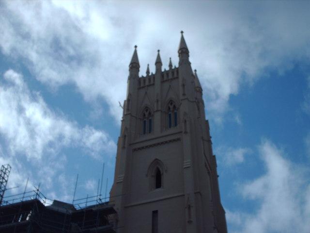 Park Parish Church Tower