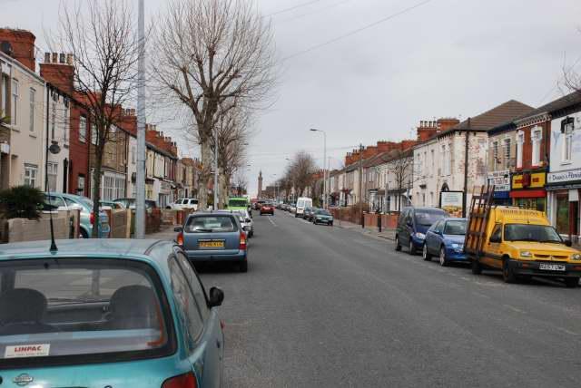 Hainton Avenue, Grimsby