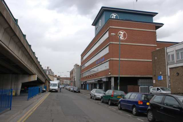 Grimsby telegraph offices