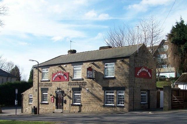 Sportsman Inn, Worrall Road, Wadsley, Sheffield