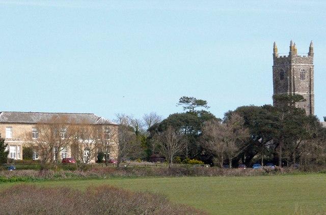 The Church of St Augustine & Heanton Manor