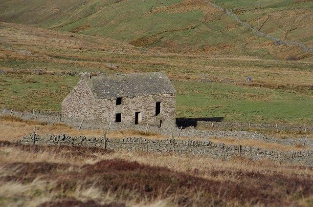 Ruined cottage, Byerhope