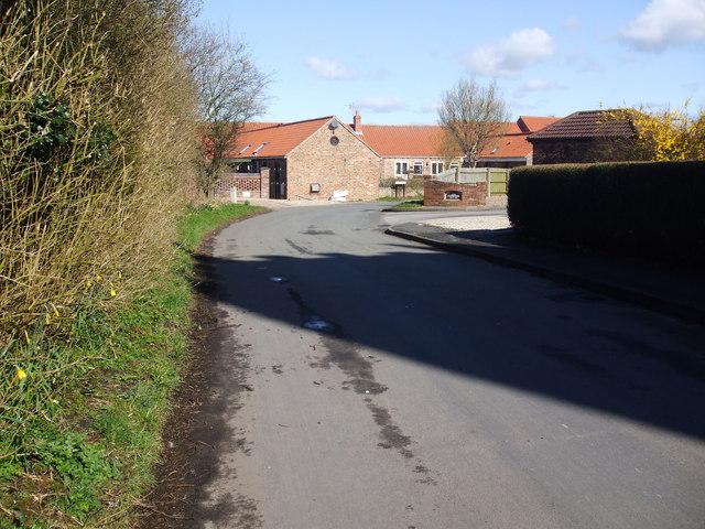 Beckside to Birker Lane