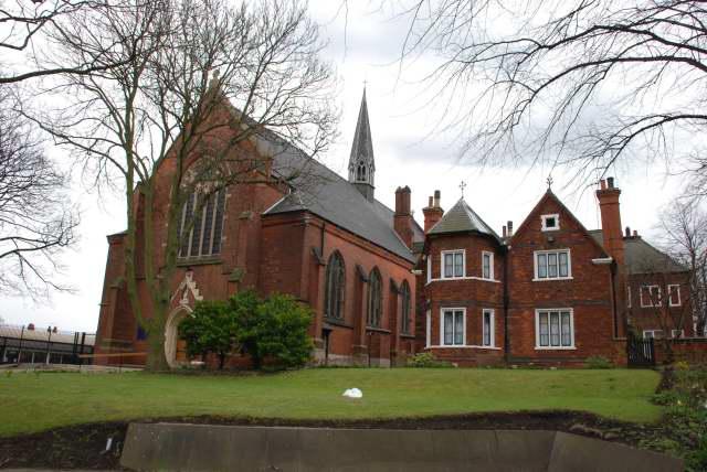 St Mary's Catholic church, Heneage Road
