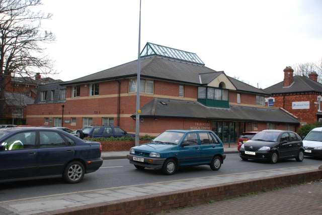 Fieldhouse Medical Centre, Dudley Street