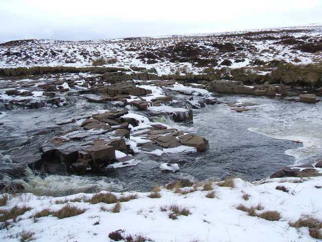 Falls on Maize Beck