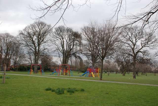 Ainslie street park