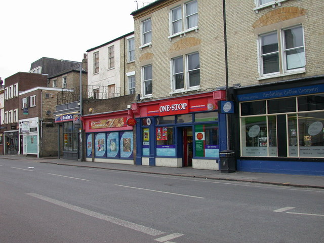Hills Road Post Office