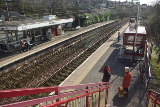 Westerton Station