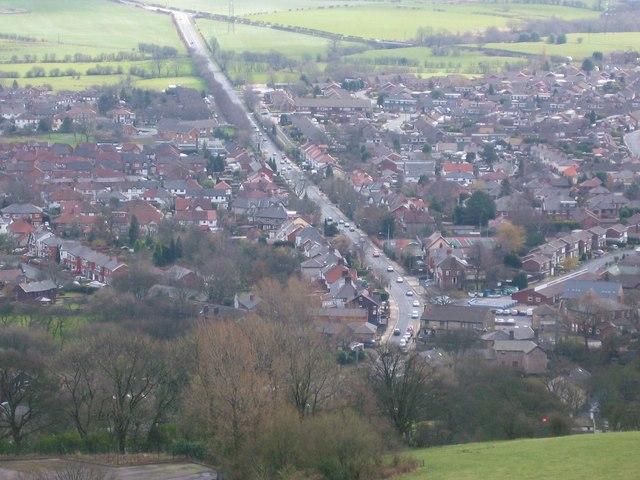 Longsight Road Holcombe Brook