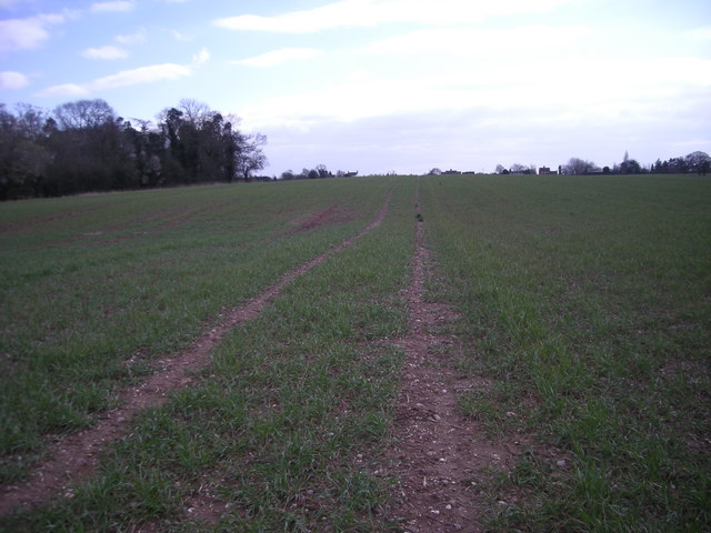 This is supposed to be a Bridleway