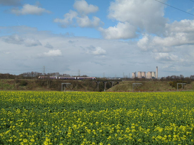 View from Bridgewater Canal Towpath at Keckwick
