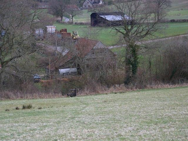 Sutton Mandeville Mill