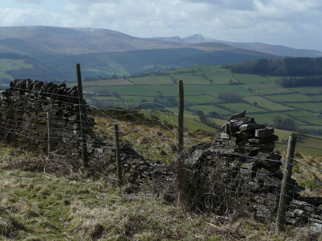 View of the Beacons