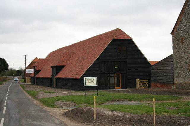 Modernised Barn