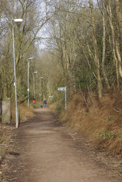 West Highland Way, Milngavie