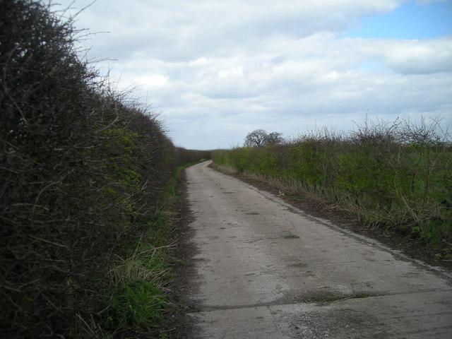 Drive to Hawkshutts