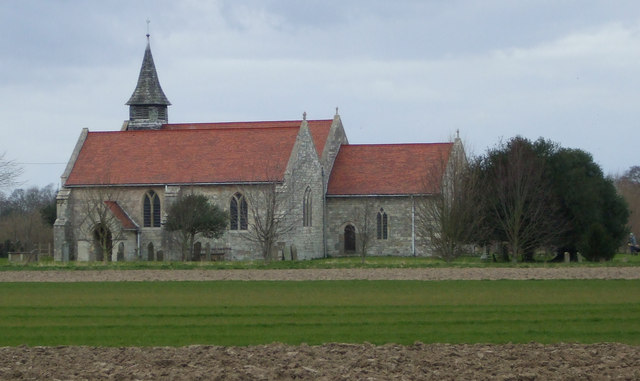Ryther Church