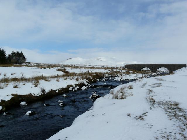 River Tirry, Crask