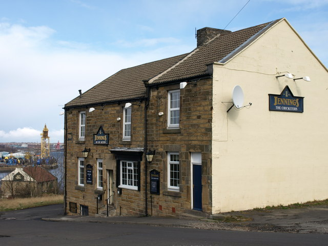 The Cricketers, Bill Quay