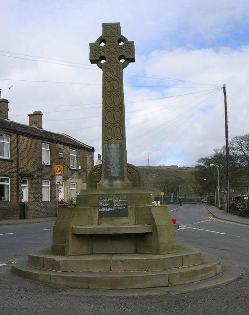 Bradshaw War Memorial - Bradshaw Lane