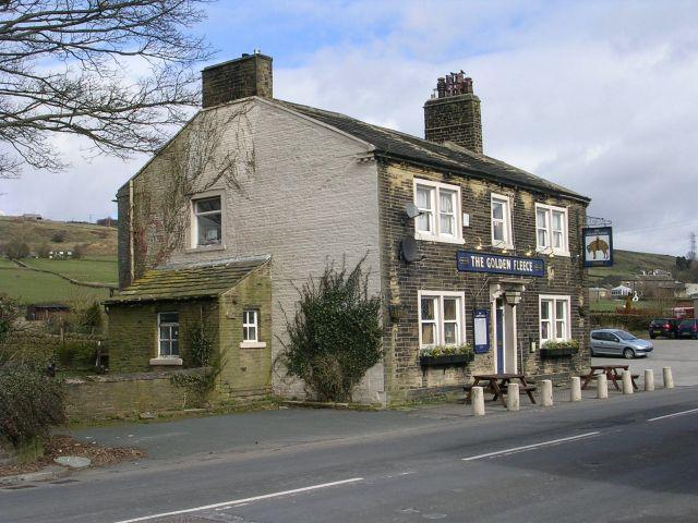 The Golden Fleece - Bradshaw Lane