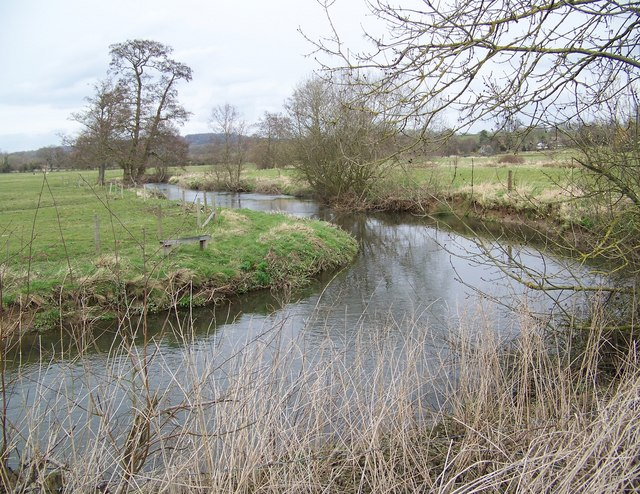 The River Nadder