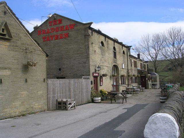 The Bradshaw Tavern - Bradshaw Lane, Bradshaw