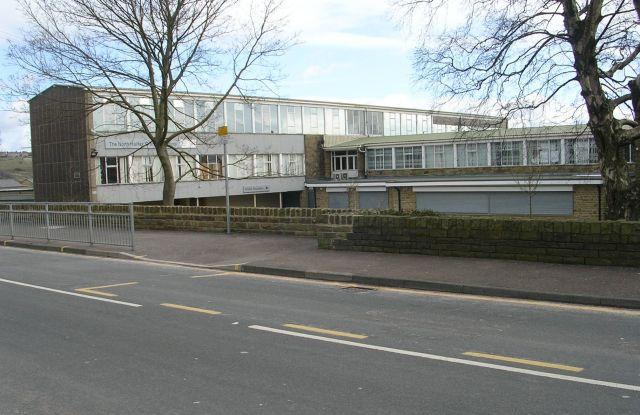 North Halifax Grammar School - Moor Bottom Road, Illingworth