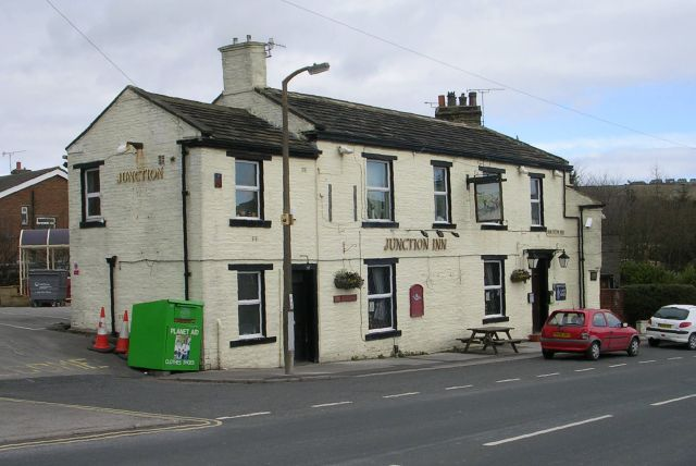 Junction Inn - Moor Bottom Road, Illingworth
