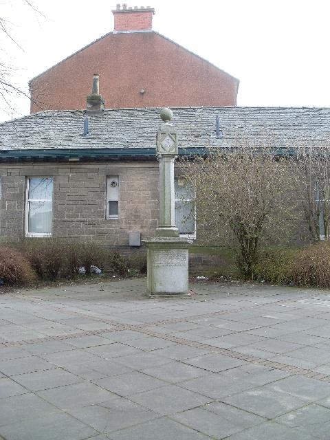 James Stevenson memorial
