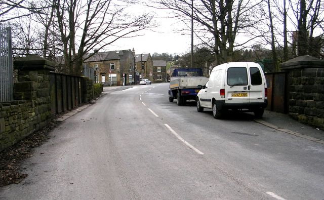 Bridge BRB HQU6 - Holdsworth Road, Holmfield