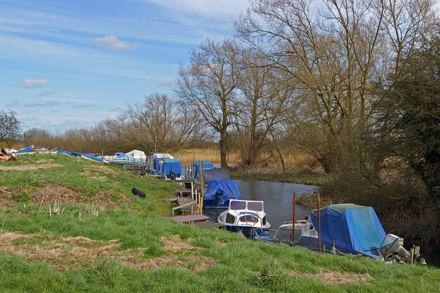 Great Stour Mooring