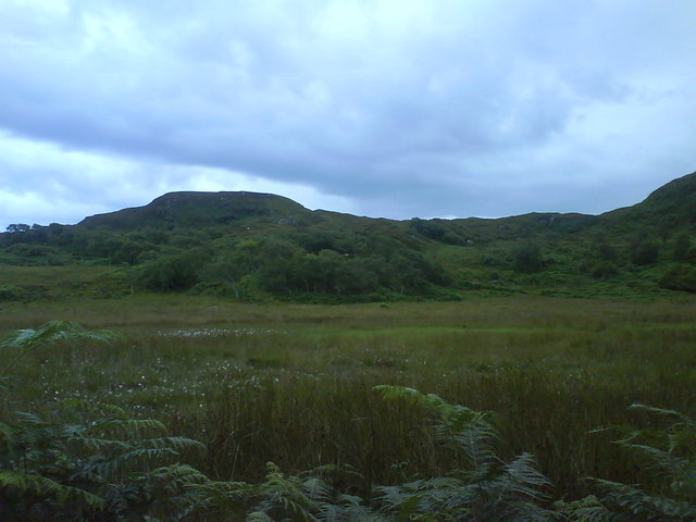 Hills Near Rhue
