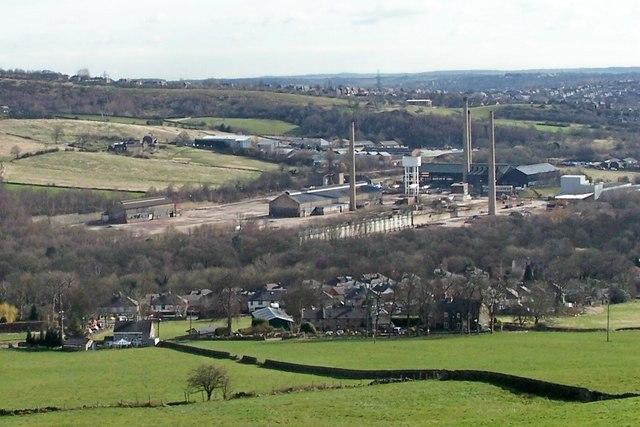 Beeley Wood Industrial Site